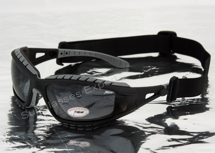 11bb07d8c88 Xtreme 2in1 Polarized sport Sunglasses Goggles for Kayaking