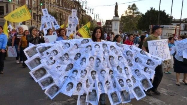 Ayotzinapa: a mass murder reunites fractured Mexico