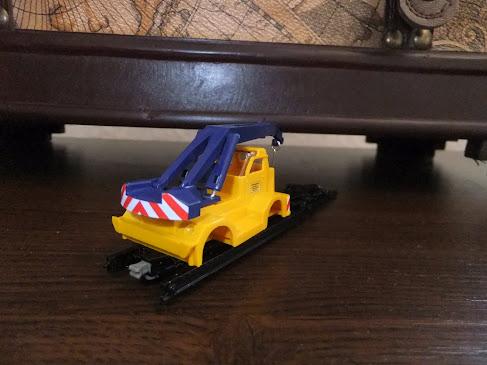 H0e Kranwagen DSCF3636