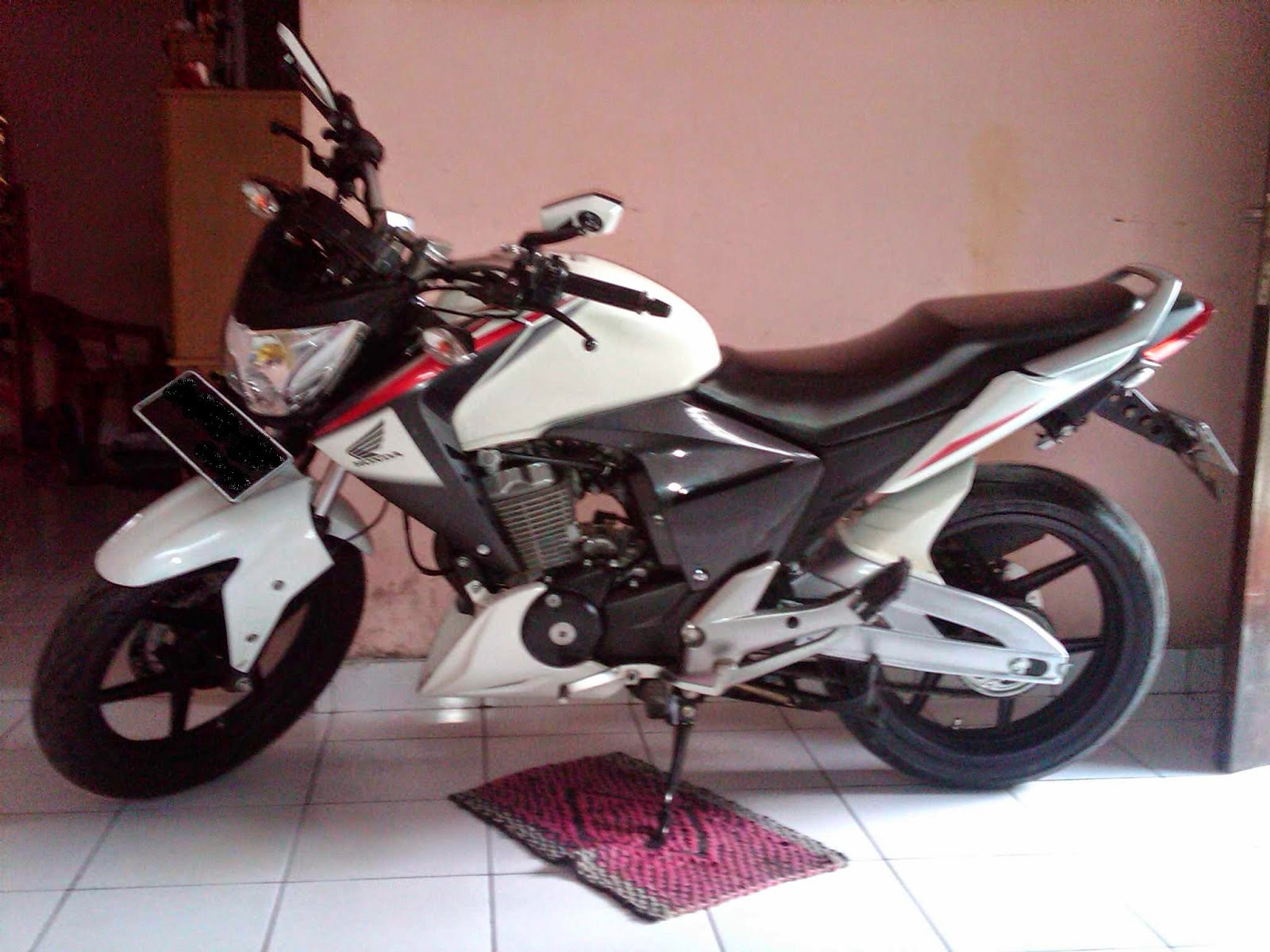 Honda Megapro 2008
