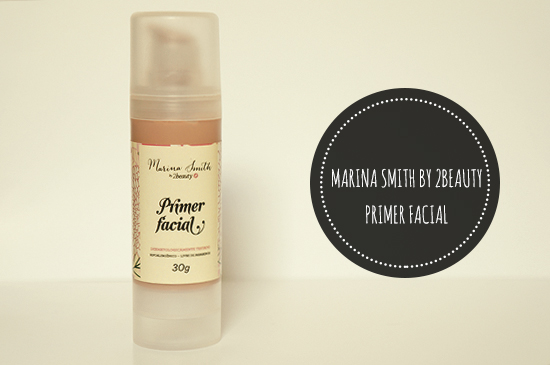 Primer Facial Marina Smith by 2beauty