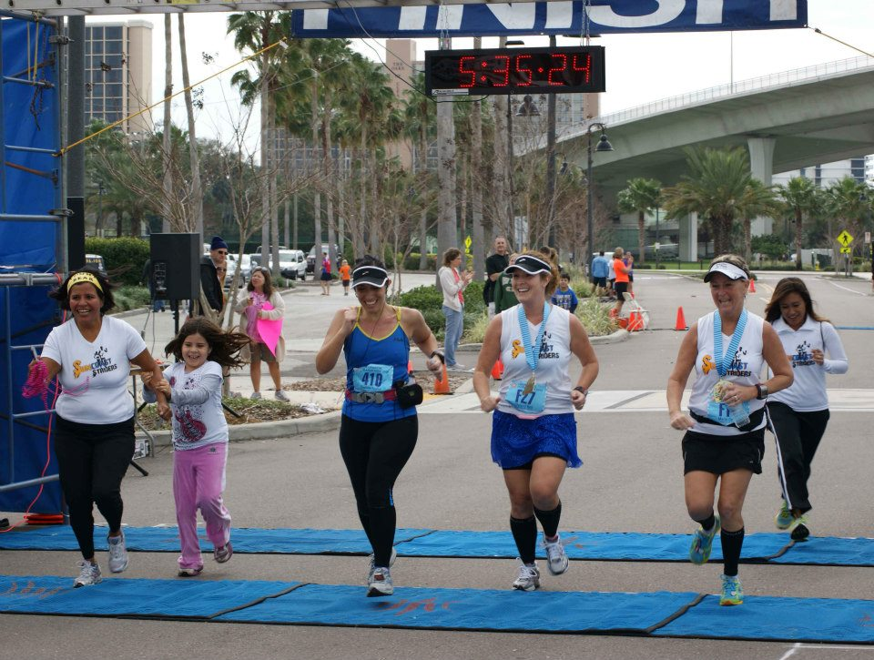 Friends%2520at%2520Finish%2520line Clearwater Marathon Recap