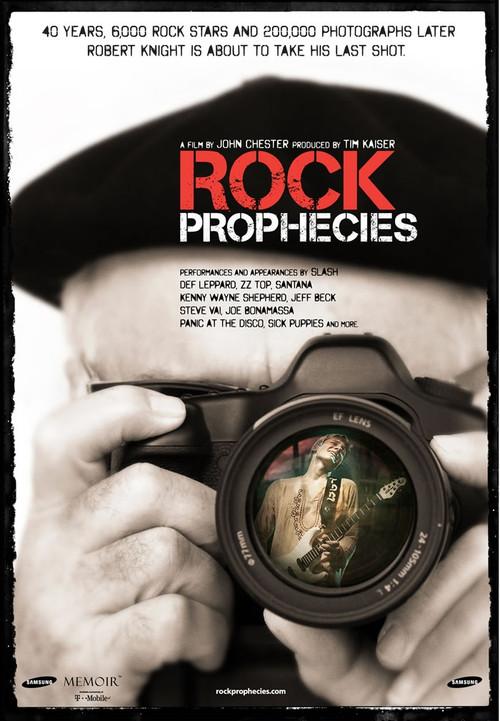 捕捉靈魂躍動的瞬間──【搖滾預言 / Rock Prophecies】