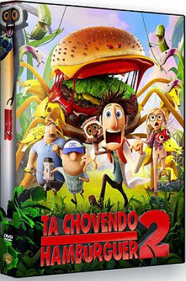 Filme Poster Tá Chovendo Hambúrguer 2 HDRip XviD & RMVB Dublado