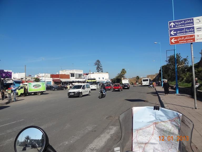 marrocos - Marrocos e Mauritãnia a Queimar Pneu e Gasolina DSC05359