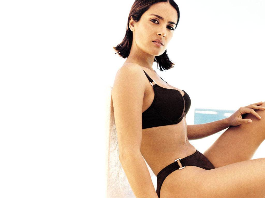 My pictures world salma hayek hot wallpapers for Hot wallpapers world