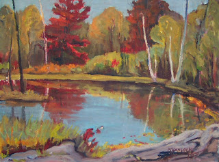 Reflections of a Pond 1967- Under Copyright