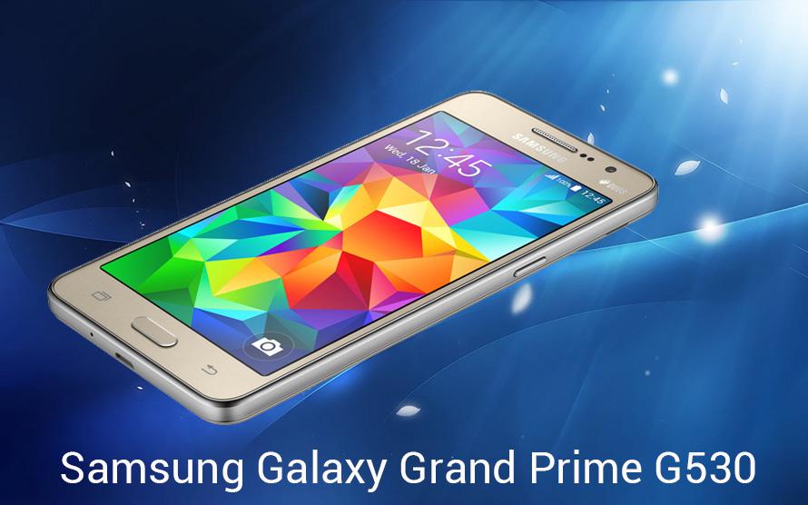 Hướng dẫn Hard Reset Samsung Galaxy Grand Prime G530