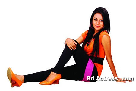 Bangladeshi Model Rakhi