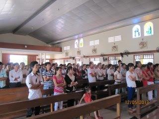 Ngày hội Di dân Giáo xứ Làng Truông – Giáo Phận Vinh