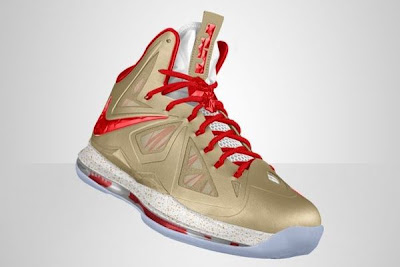 nike lebron 10 id options preview 8 02 Volt, Metallic Pewter and a Chance to Design Your Own Championship LeBron Xs