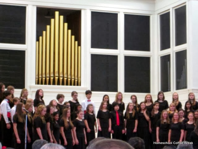 Middle School Monday - Choral Singing