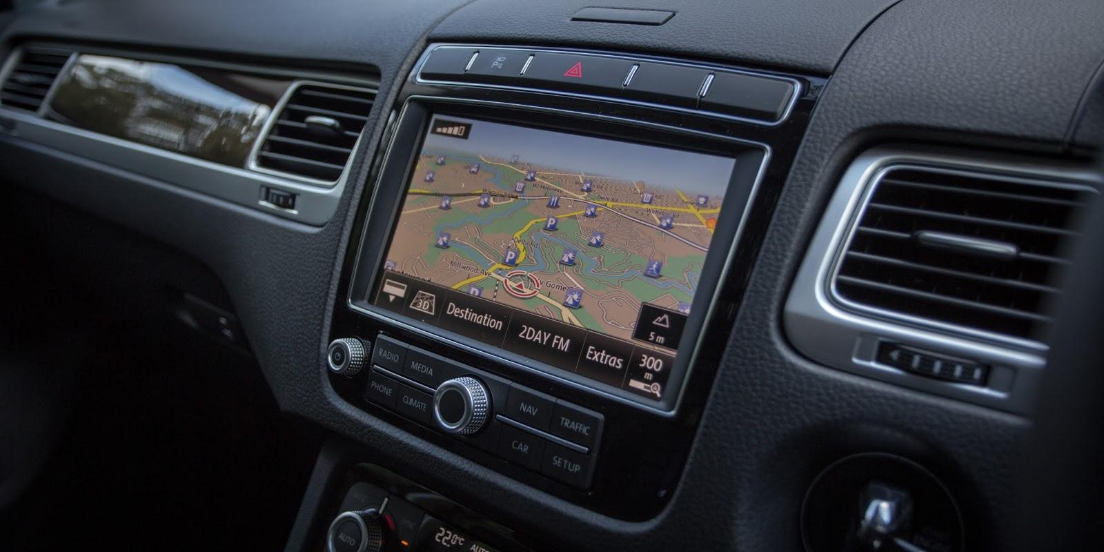 Touareg 2016 là một chiếc xe thông minh và rất an toàn