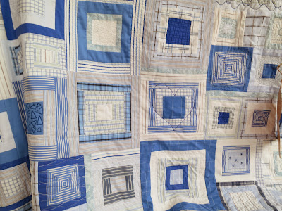 3rd Prize in Quilts and Garments Section Janet Dobson - Lincolnshire Branch
