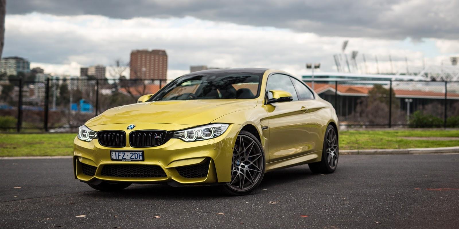 BMW M4 Competition 2016 thực sự là một chiếc xe thể thao tuyệt đẹp