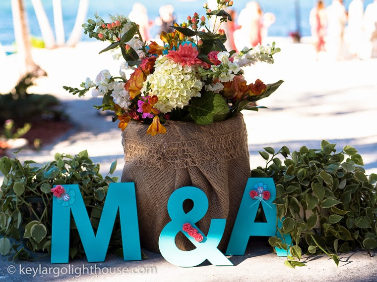 Do it yourself Florida wedding flowers