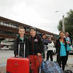 Abreise der Wiltener Sängerknaben zur Chinatournee 2014 - 29.07.2014