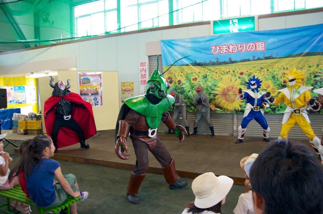 カメムシ男爵登場!