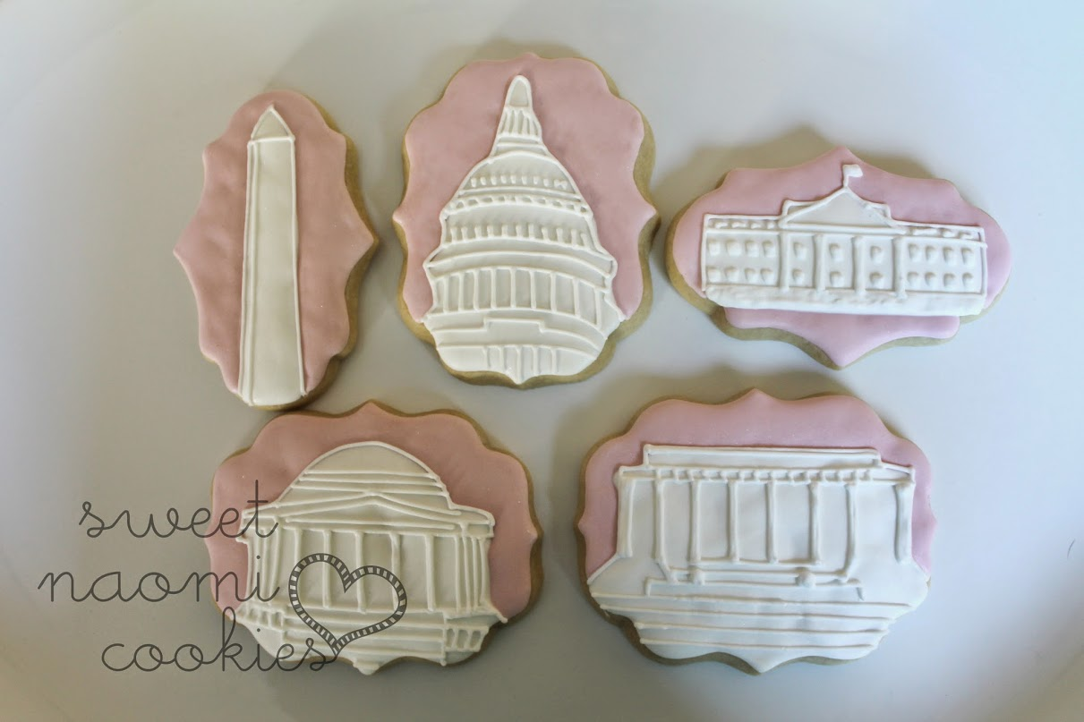 DC Themed Cookie Set