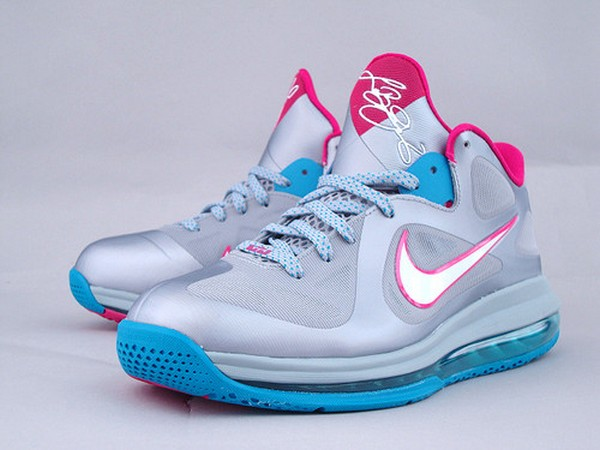 newest 76bcc 1aac9 ... Upcoming Nike LeBron 9 Low WBF London 8211 Additional Look ...