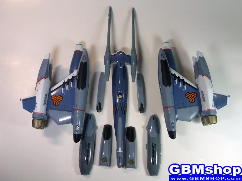 Macross Frontier Tornado pack