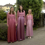 Judiths Wedding 28th July 2002