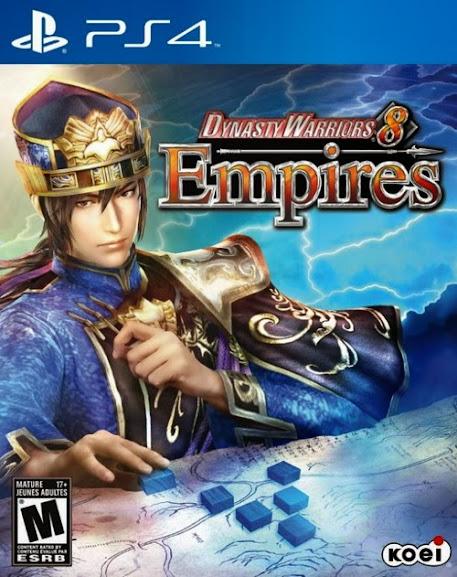 Dynasty Warriors 8: Empires - Thêm một câu chuyện mới về thời kỳ Tam quốc