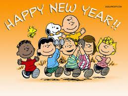Buon anno 2015, Peanuts