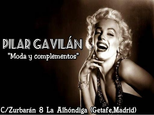 Moda y Complementos Pilar Gavilán