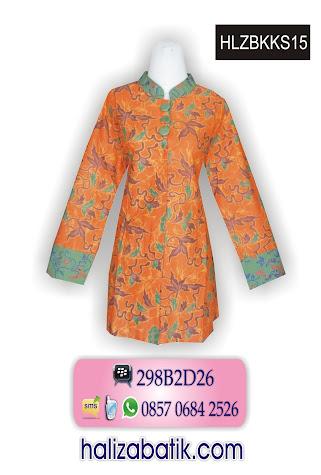 grosir batik pekalongan, Blus Batik, Model Baju Terbaru, Blus Terbaru