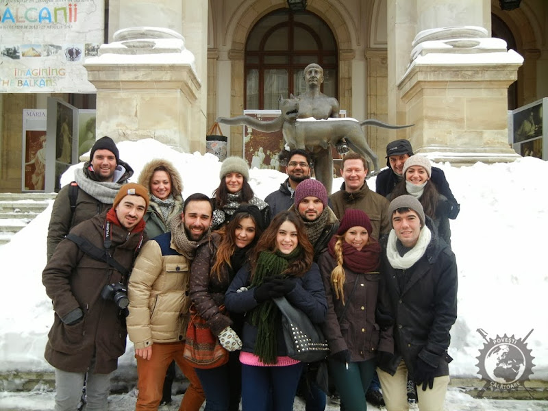 Guided Bucharest - Free City Tours
