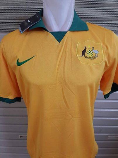 Jual Jersey Australia Home Piala Dunia 2014