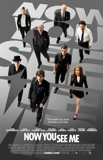 Now You See Me official site