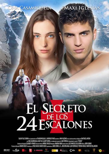 Maxi Iglesias 'El secreto de los 24 escalones'