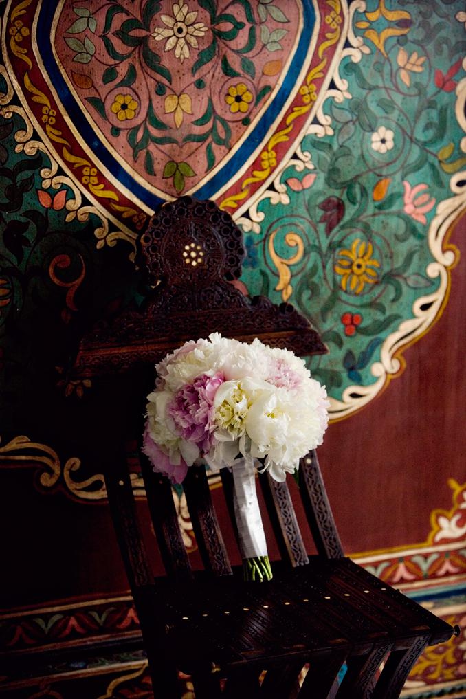 bouquet of peonies STUDIO 1208