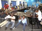 L'assistance à la conférence de presse de l'Onu du 29/10/2014 à Kinshasa. Radio Okapi/ Ph.  Bompengo