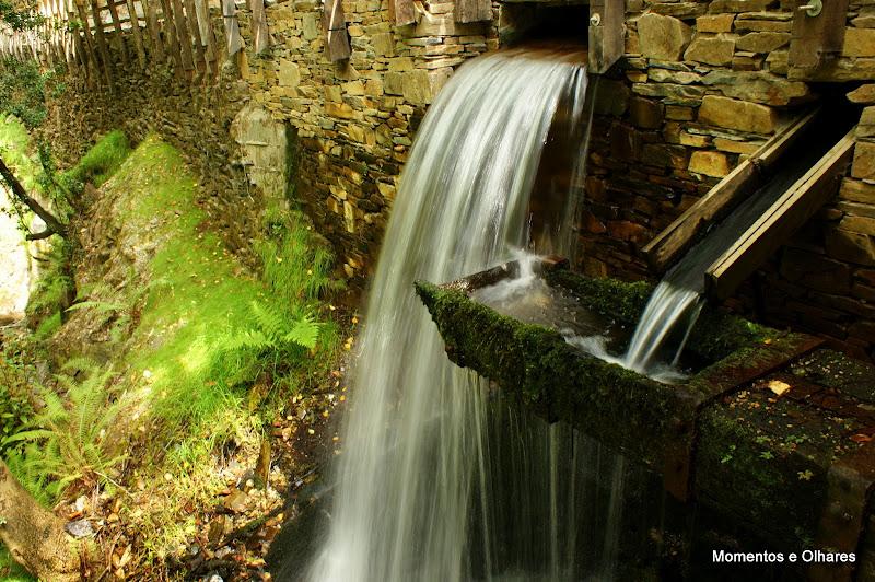 Taramundi, água