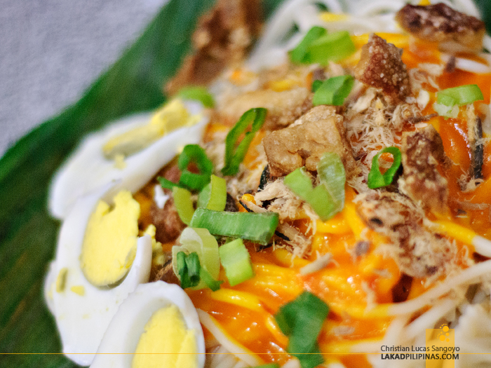Bataan's Spabok at Pasig's Pancit Center