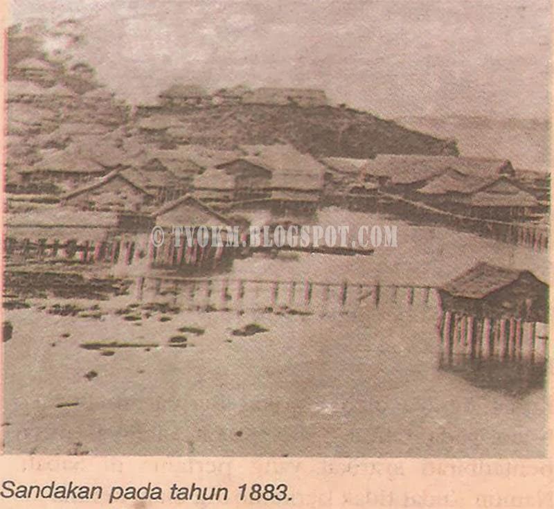 Sandakan 1883.