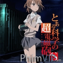 To Aru Kagaku No Railgun - To Aru Kagaku No Railgun poster