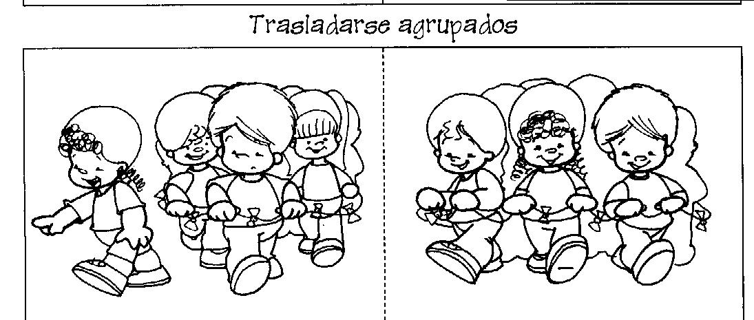 Vistoso Para Colorear Jardín De Infantes Imagen - Páginas Para ...