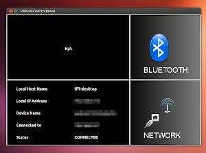 VirtualControlPanel su Ubuntu 13.04 Raring