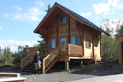 trout lake cabin alaska lake cabins 2012