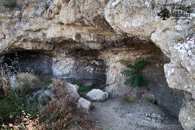 Cueva trialveolada Covanubles