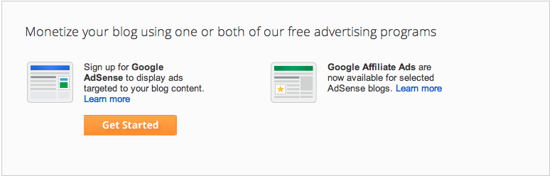 new google affiliate ads