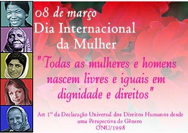 Capítulo Chapadinha Nº 622 8 De Março Dia Internacional Da Mulher