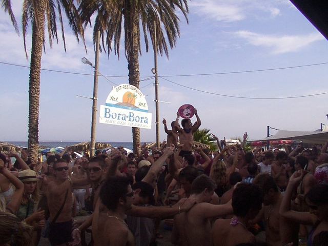 Label Link From Label To Ibiza