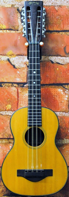 Martin T28 Tiple at Lardy's Ukulele Database