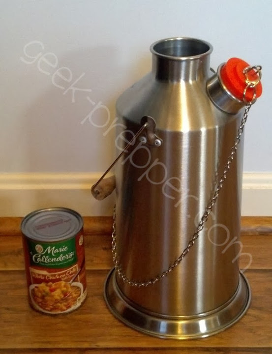Kelly Kettle Cook Set Stowed