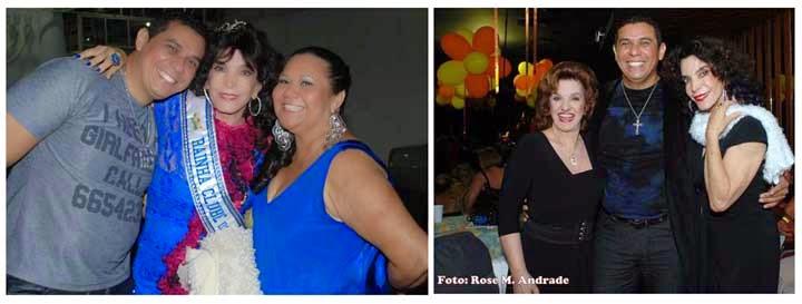Marcos Castro, Hela Castro, Lady Francisco